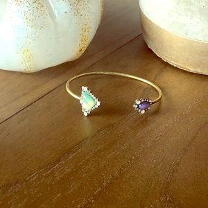 Chloe + Isabel Bora Bora Open Cuff Bracelet